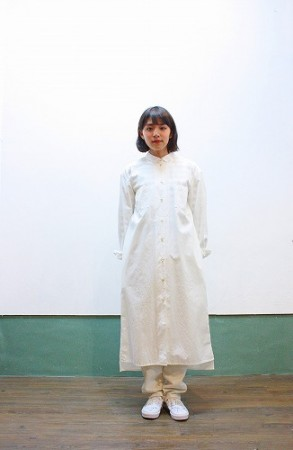 ★30%OFF★「HiHiHi」 Long Shirts One Piece (ladys)