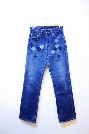 「Chillt」 remake denim Pants