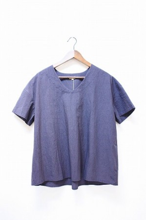 「Norah」 Loose shirt (mens&ladys)