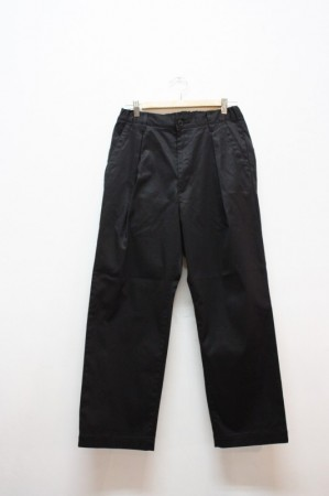 「KAFIKA」west point lounge wide -black- (men)