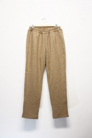 ★50%OFF★「phateeWEAR」 unpression pants -camel-