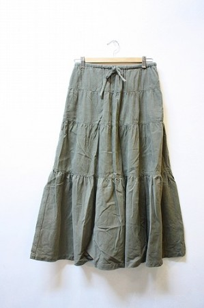 ★SALE70%off★ 「cobano」 MAXI SKIRTS (ladys)